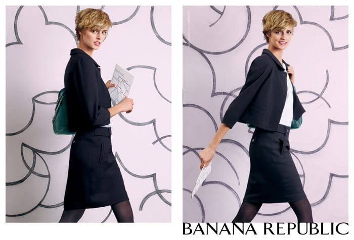 Banana Republic Fall 2007 Campaign