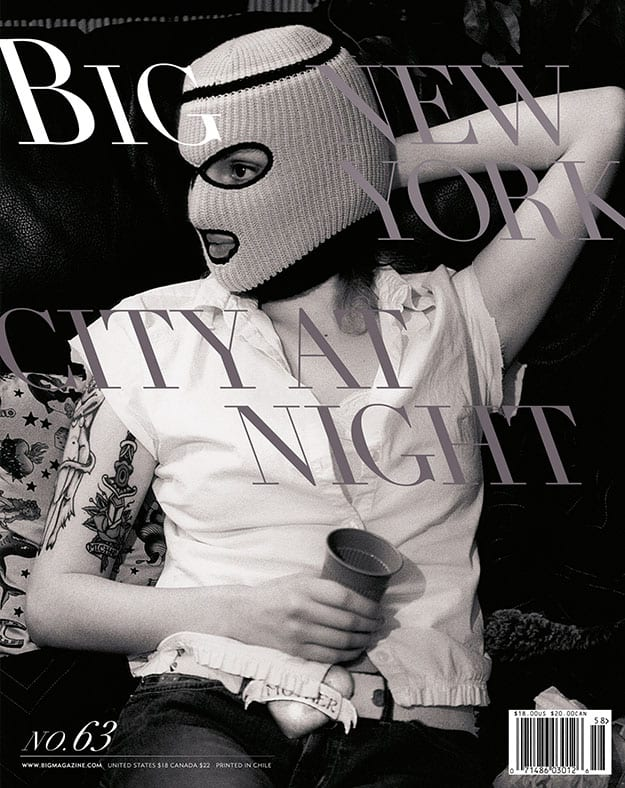 Big Magazine New York City Night