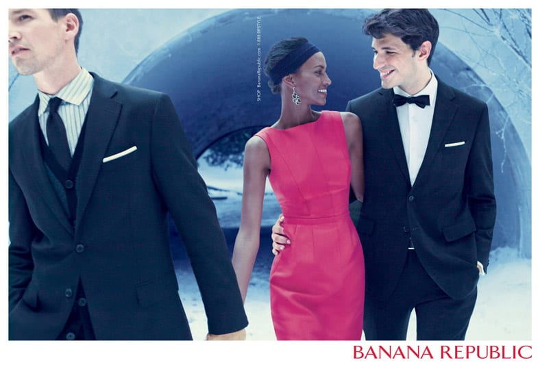 Banana Republic Holiday 2008 Campaign