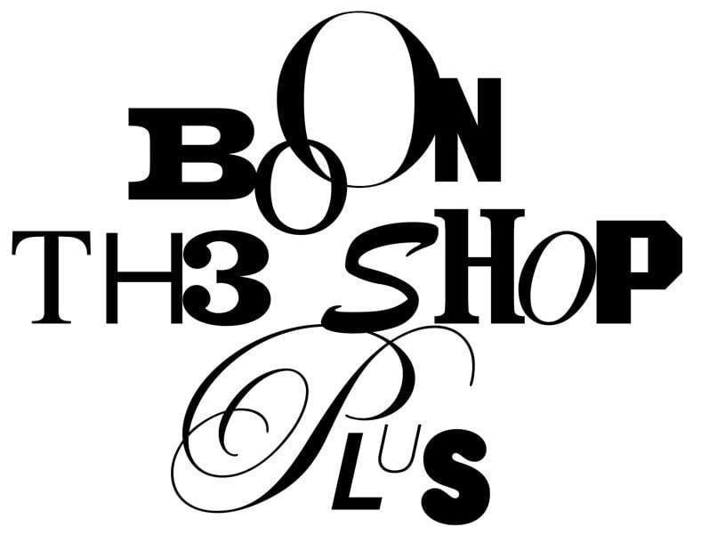 Logo Sketch for Boon the Shop