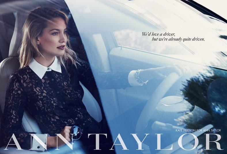 Ann Taylor Fall 2013 Campaign - Duplicate