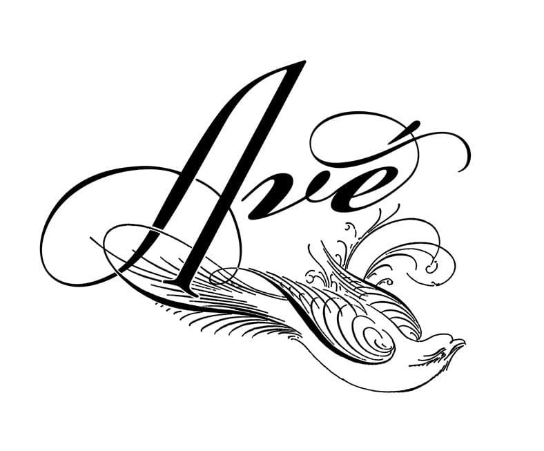 Avé Swimwear Logo
