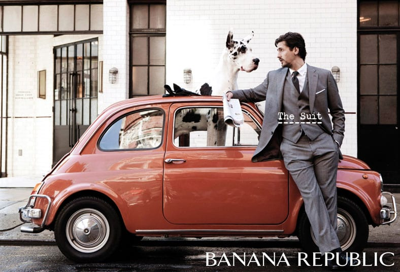Banana Republic  Fall 2009 Campaign