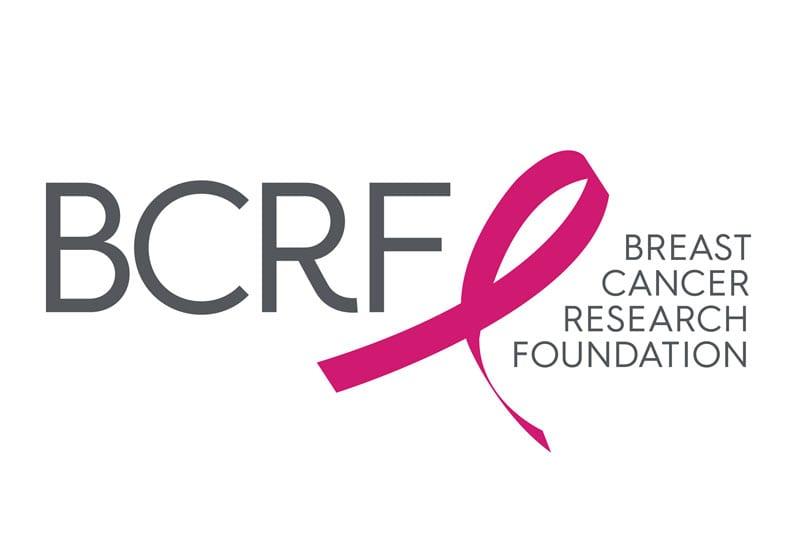 Breast Cancer Research Foundation (BCRF) Logo