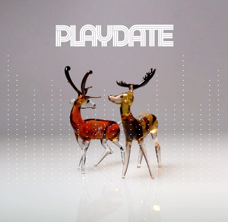 PLAYDATE Album Design