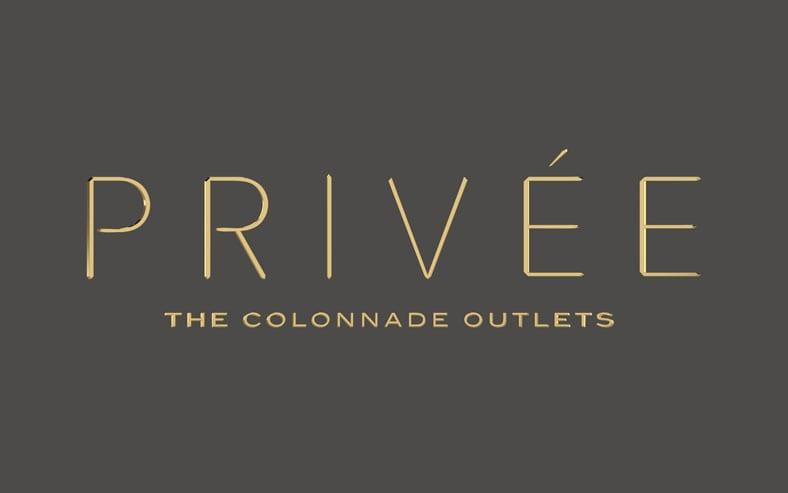 Privée private shopper lounge logo