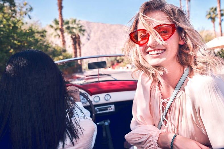 Simon Desert Hills Premium Outlets Campaign
