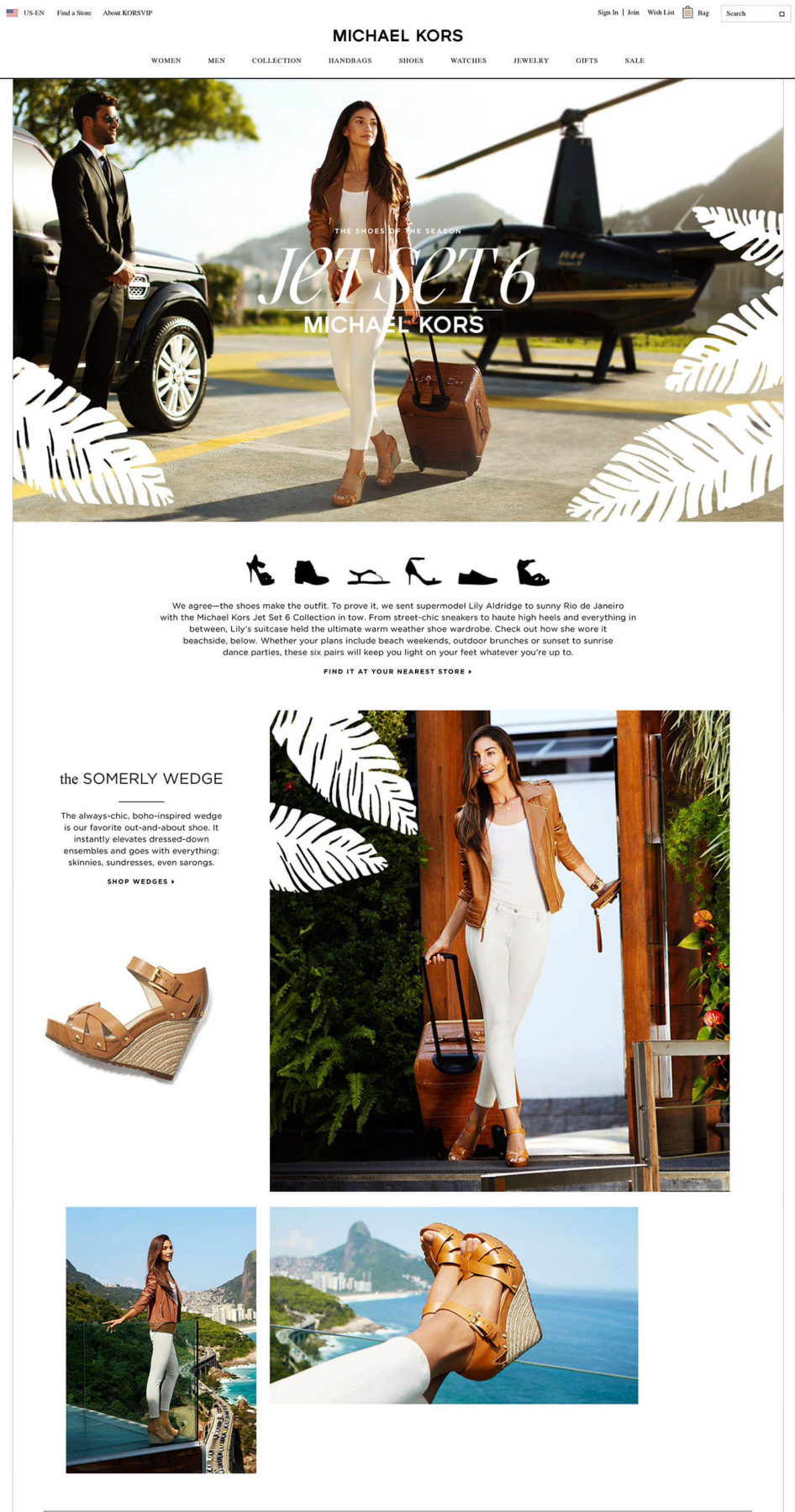 Michael Kors Jet Set 6 | Destination Kors _WEB EXECUTION_sm_p1