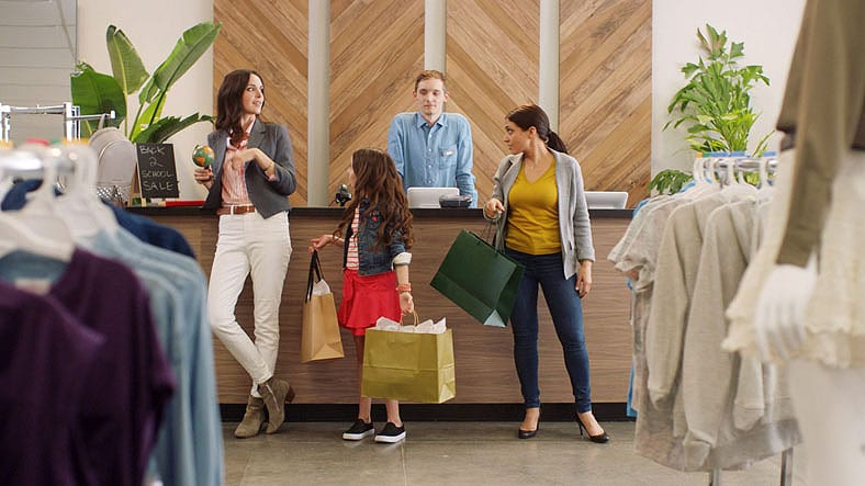 Simon Premium Outlets Back to School 2017 Commercial