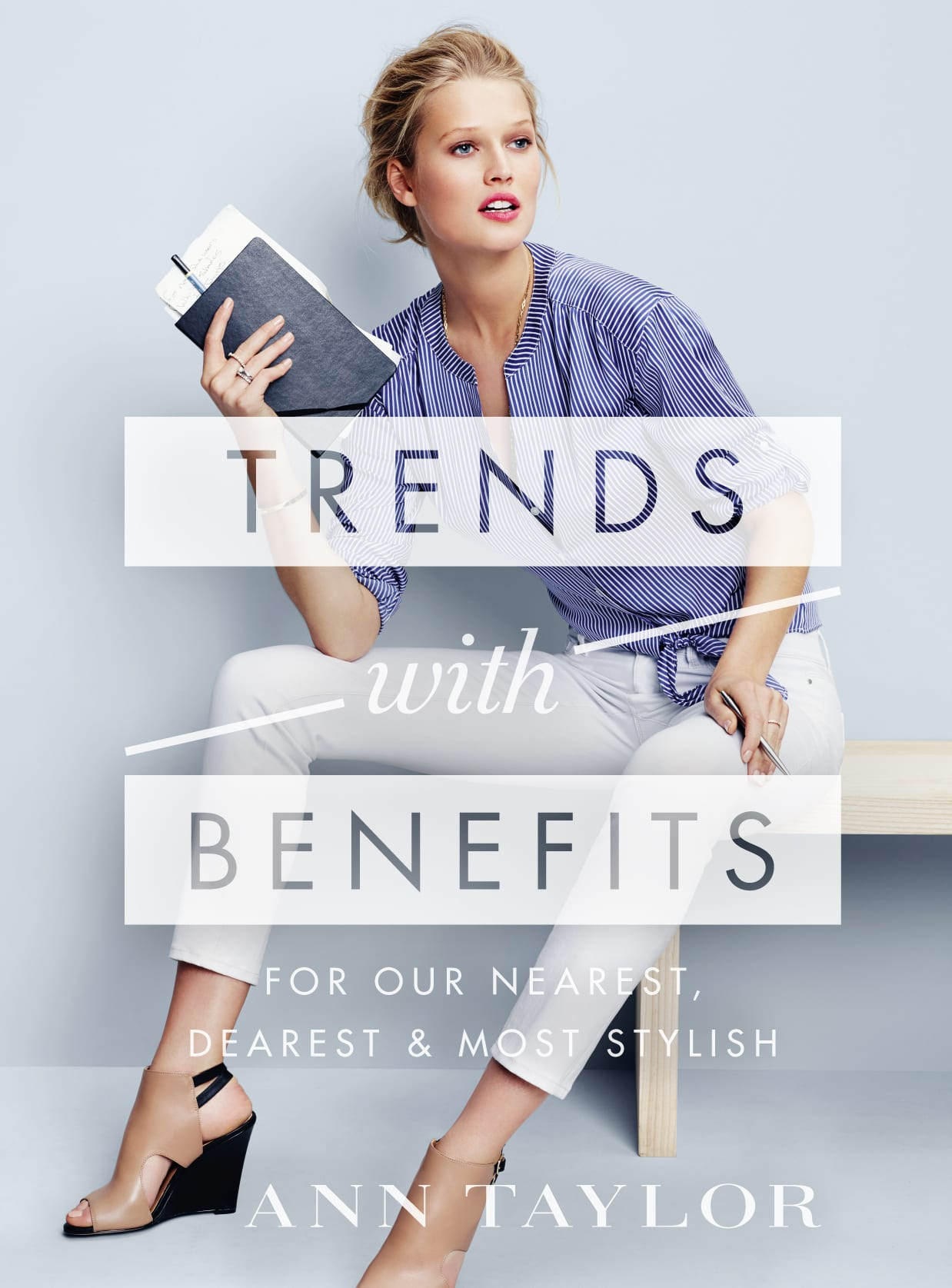 TRENDS W BENEFITS DIRECT MAIL COVER